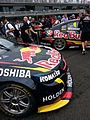 Holden VE Commodore V8 Supercar Whincup & Lowndes (14806832204).jpg