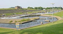 Holme Pierrepont National Water Sports Centre - geograph.org.uk - 3107.jpg