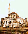 Holy Wisdom Thessaloniki as Moslem Temple.jpg