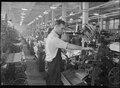 Holyoke, Massachusetts - Silk. William Skinner and Sons. Automatic loom (Skinner Mill) - NARA - 518303.tif