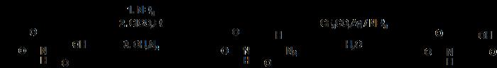Homologation of N-boc-phenylalanine