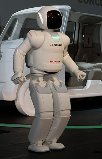 ASIMO - Image: Honda ASIMO (ver. 2011) 2011 Tokyo Motor Show