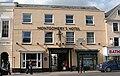 Honiton, Montgomery's Hotel - geograph.org.uk - 1244188.jpg