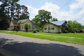 North Elm Street Historic District - A house on Elm Street