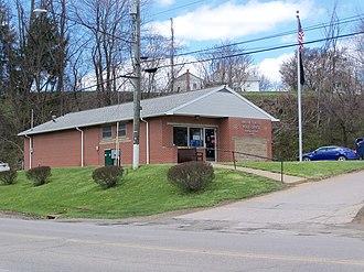 Hopedale, Ohio - Hopedale Post Office