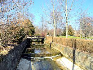 Hornbach (Wehrenbach) - Zürichhorn 2012-03-16 14-18-34 (P7000).JPG