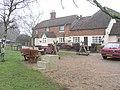Horse-friendly pub - geograph.org.uk - 1162829.jpg