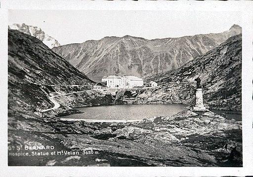 Hospice du Grand Saint-Bernard, Gustav Nünnicke 06