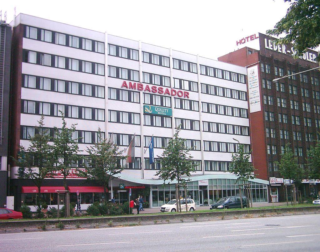 Ambassador Hotel Hamburg