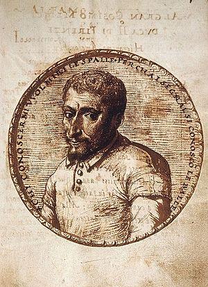 Mock-heroic - Girolamo Amelonghi, 1547