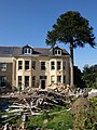 House under renovation, Okehampton - geograph.org.uk - 2118465.jpg