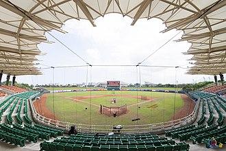 Hualien Baseball Stadium - Image: Hualien Baseball Stadium 20160529