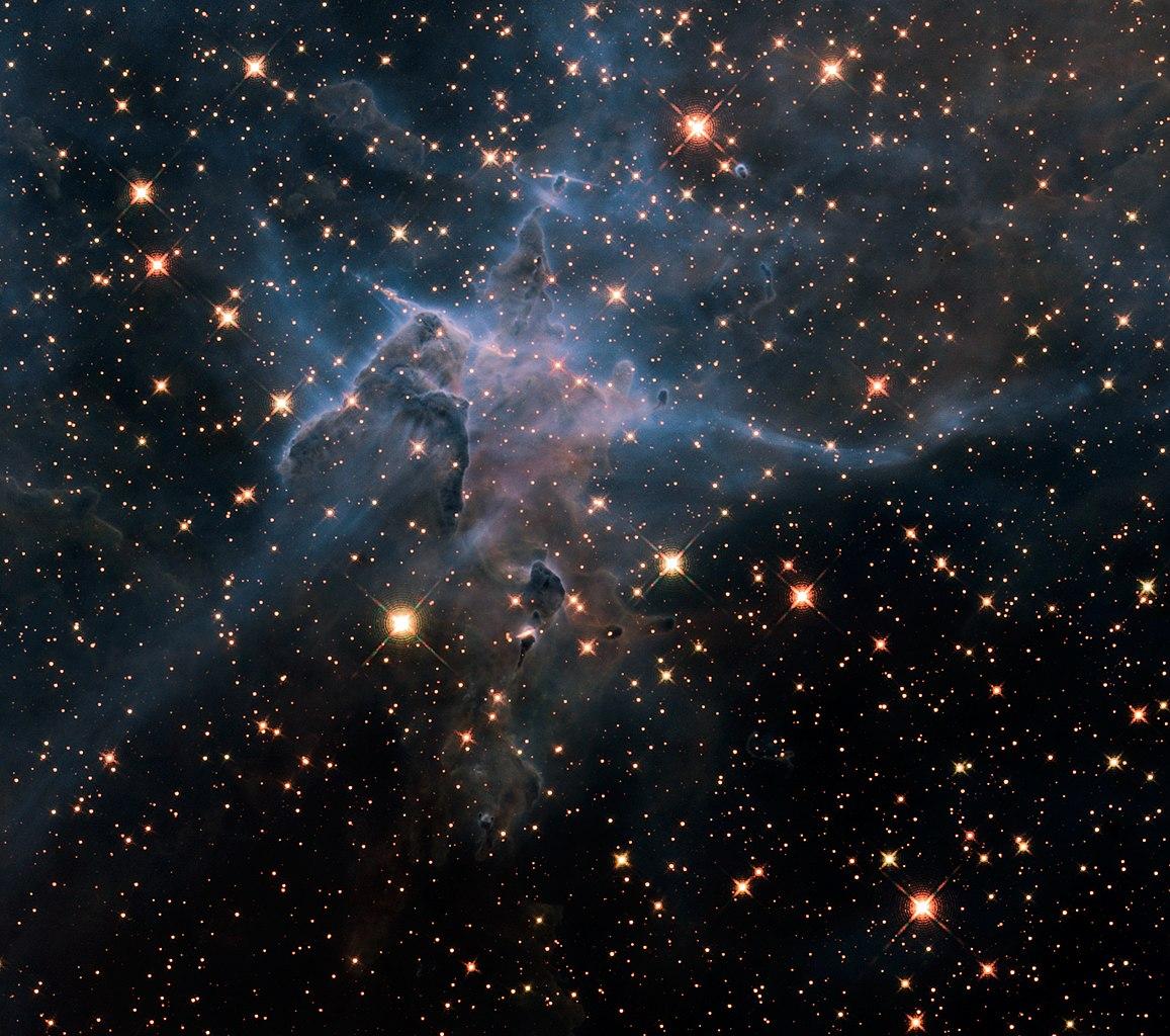 HD Mystic Mountain Nebula (page 2) - Pics about space