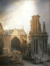Hubert Robert - l'Eglise des Feuillants en demolition.jpg