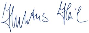 Hubertus Heil - Image: Hubertus Heil signature