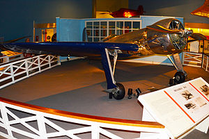 Hughes H-1 Racer - Image: Hughes H 1 Racer Air and Space Museum photo D Ramey Logan