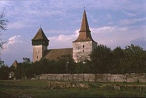 Iacobeni, Sibiu - Image: Hundertbuecheln 2