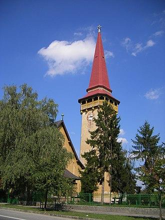 Hurbanovo - Image: Hurbanovo 2