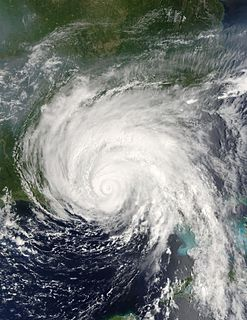 Effects of Hurricane Dennis in Alabama