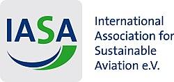 Das Logo des gemeinnützigen Vereins IASA e.V.