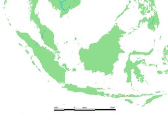 Komodo (island) - Image: ID Komodo