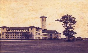 Indian Institutes of Technology - The office of the Hijli Detention Camp served as the first academic building of IIT Kharagpur.