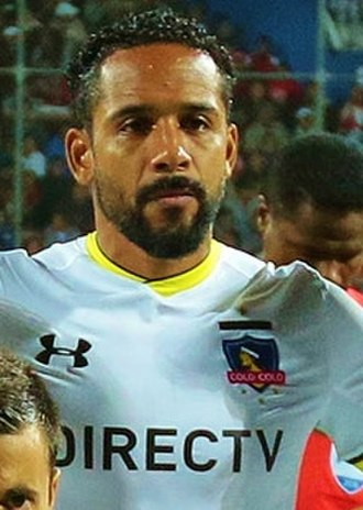 Jean Beausejour - Beausejour with Colo-Colo