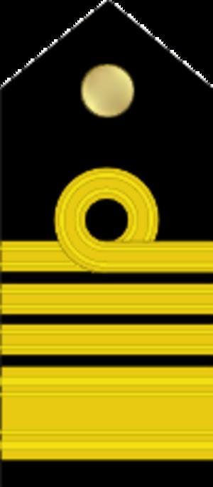 Arun Prakash - Image: IN Admiral Shoulder curl