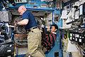 ISS-44 Scott Kelly and Kimiya Yui in the Destiny lab.jpg