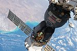 ISS-49 Soyuz MS-01 over the Earth.jpg