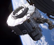alt=Description de l'image ISS Quest airlock.jpg.