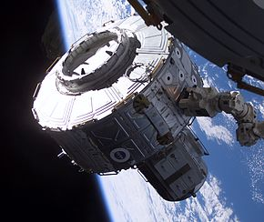 Description de l'image  ISS Quest airlock.jpg.