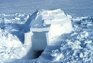 Dan Cruickshank's Adventures in Architecture - Image: Igloo
