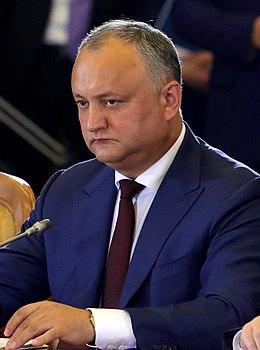 Президент Молдовы Игорь Додон отправился в Бельгию