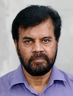 Ilias Kanchan Bangladeshi actor and road safety activist