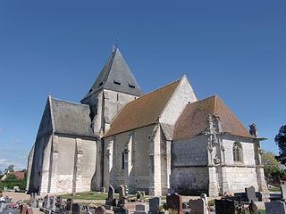 Illeville-sur-Montfort Commune in Normandy, France
