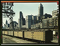 Illinois Central Railroad freight terminal, Chicago, Ill.jpg