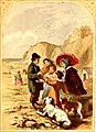 Illustrated songs and hymns for the little ones (1858) (14782359184).jpg