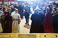 Ilya Repine;6 Aleksander III receiving rural district elders.jpg
