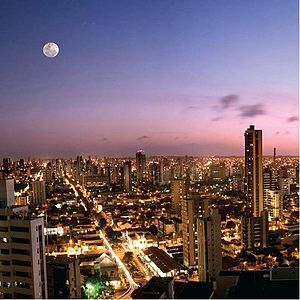 Natal, Rio Grande do Norte - Natal skyline
