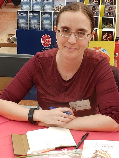 Picture of an author: Marie Brennan