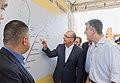 Início de obras Estação de Integração Morumbi - Monotrilho - Linha 9 CPTM (Marginal Pinheiros) (25429741787).jpg