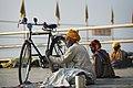 India - Varanasi bike cleaning - 1365.jpg