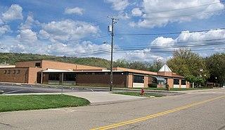 Indian Valley High School (Ohio) Public, coeducational high school in Gnadenhutten, Ohio, USA