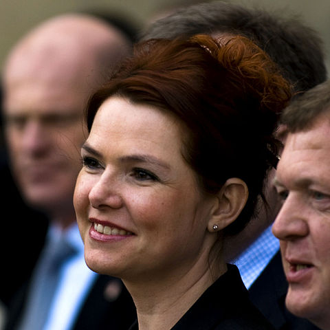 Министр Стойберг выступила против того, чтобы мусульмане Дании работали в Рамадан