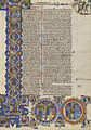 Initial I from MS 107 (Getty museum) - Abbey Bible, FOL 4.jpg