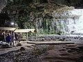 Inside Smoo cave - geograph.org.uk - 1227391.jpg