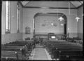 Inside the Baptist Church, Buick Street, Petone ATLIB 274832.png