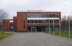 Hasso Plattner Institute - A-B-C building (former main building)