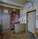 Interieur voormalig café, bar met tapkast - 20000041 - RCE